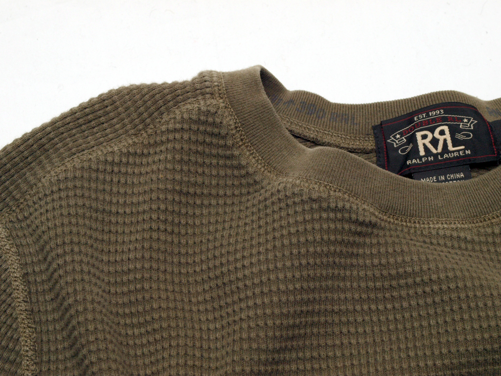 RRL / L/S Thermal Tee