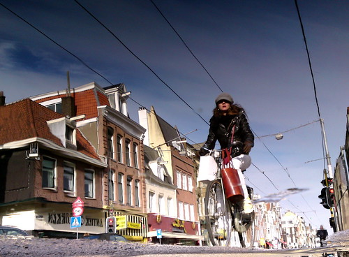 Reflections Of Amsterdam - Hip Young Thing