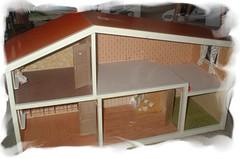 A doll house!