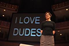 Kristina Halvorson: I LOVE DUDES by Judson Collier