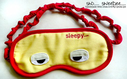 Sleepy Eye-Mask