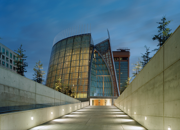 SOMs Cathedral of Christ the Light