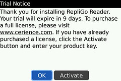 repligo-trial-license