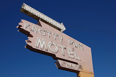 20090404 Ninety-Nine Knotty Pine Motel