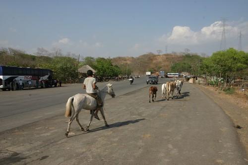 Rural Nicaragua.