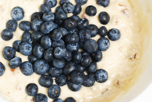 Blueberries, of course.