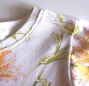 T-shirt Dress *Peonies*   5/6