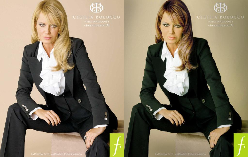 Cecilia Bolocco / Apology 09