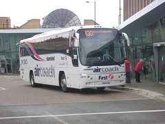 First Essex 20803 (gbenviro200) Tags: first essex southend x30 paragon plaxton 20803
