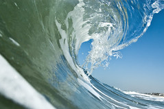 (mikeatnite) Tags: ocean beach tube barrel wave surfing southbay hermosabeach waterforms pentaxk10d smcpda1650mmf28edalifsdm