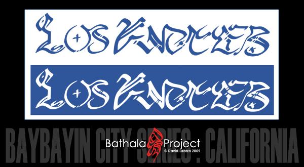 Baybayin City Series: LA