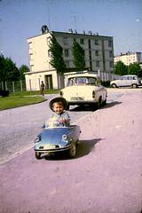 Bernard et sa DS / Bernard and his Citroen DS (blafond) Tags: citroen ds caserne maisonsalfort bernardlafond