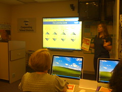Getting started with a SMARTboard interactive survey