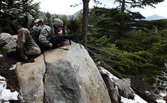 Korengal Valley, Afghanistan (The U.S. Army) Tags: afghanistan mountains army us soldiers korengalvalley operationvipershake matthewmoeller