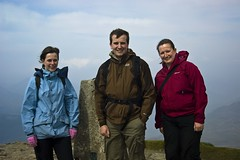 The peak (andrew-lynch) Tags: walking minolta ben sony hill alpha lomond 3570mm f3545 a350