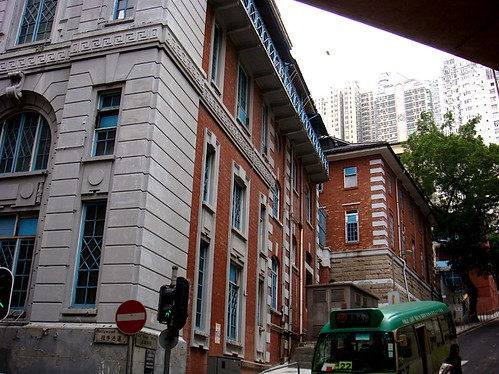 jimwang0813 拍攝的 香港警署。