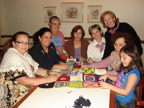 Projeto Irmãs de Lã - Curitiba - 25/04