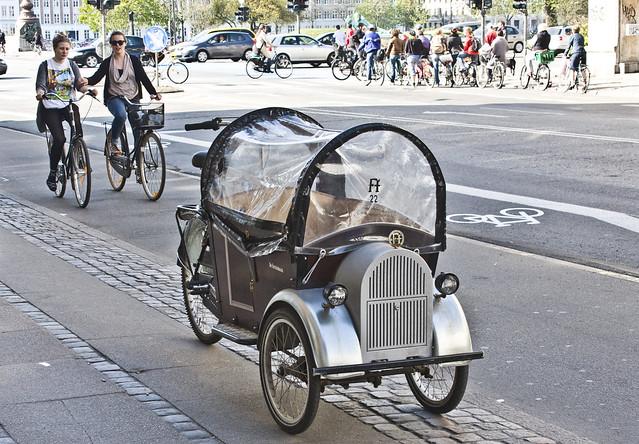 Strange Cargo Bike