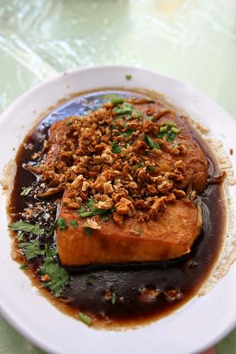 招牌豆腐(紅燒口味)