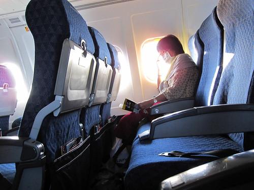 Influenza Porcina Bolivia avión