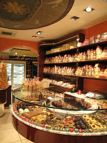Sweets in Venice, Italy