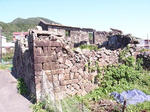 卯澳社區:石頭屋