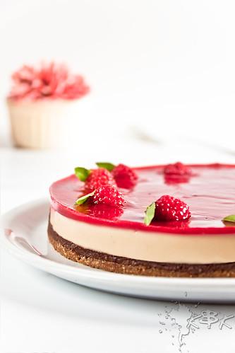 Cake al Cioccolato e Lamponi