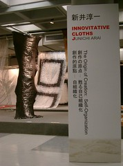 """Innovative Cloth- Junichi Arai"" (World Shibori Network) Tags: textile cloth itc junichiarai"