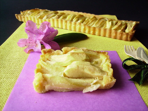 Alsace Apple Tart