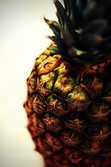pineapple (DreamsOfNyssa) Tags: food fruit bokeh pineapple year2 pina project365