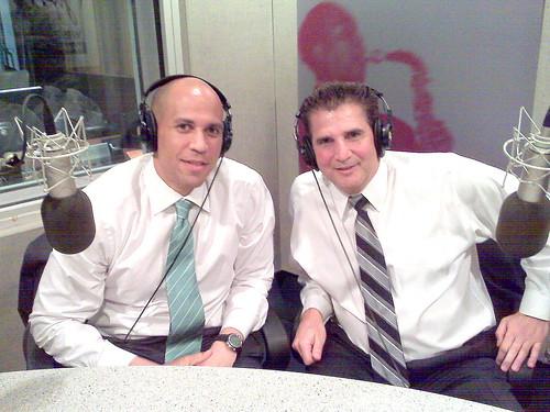 Mayor and Joe D. 5.14.09