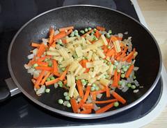 23 - Gemüse anbraten