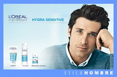 HYDRA SENSITIVE | L´ORÉAL MEN EXPERT