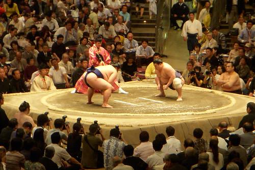 Sumo Tokyo May 09