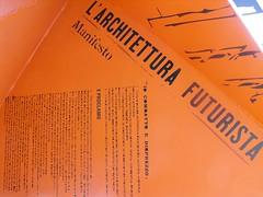 Manifesto (Laura Lorusso) Tags: scultura futurista