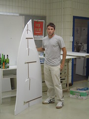 X-Board Bottled Water Display #15