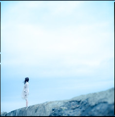 over the sky (yu+ichiro) Tags: 120 6x6 hasselblad superfantastique f28 planar 80mm ektar carlzeiss 501c