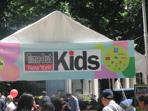 TimeOut New York Kids Fest