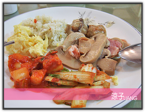 韓國飯店 水原 AMOUR早餐05