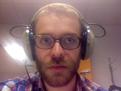 Air traffic (ian.crowther) Tags: portrait photobooth headphones koss whathaveidone swoondle