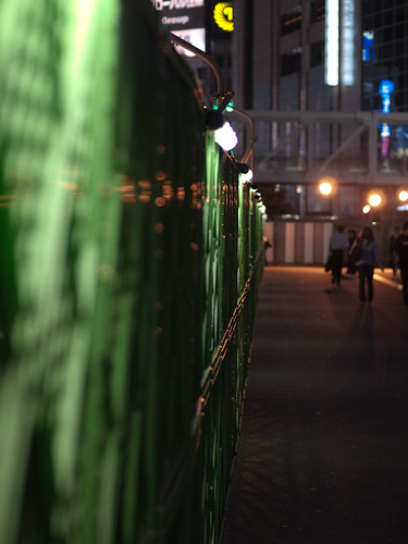 Minami-Shinjuku, night