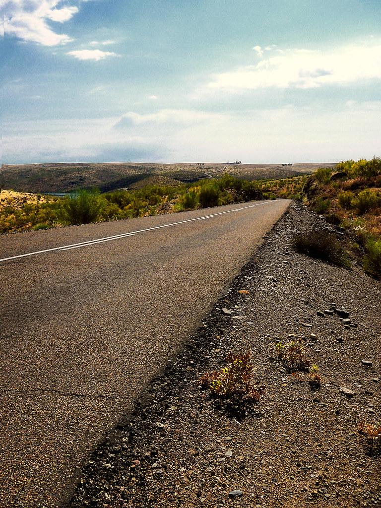 La Serena road VI (La luz)