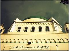 To Allah We Shall Return ... (m) Tags: london cloudy islam gray muslims picnik masjid mosques islamicarchitecture ahmadiyya abeautifulevening fazlmosque fazlmosquelondon blackyelloworange masjidfazal fazalmosque thefirstmosquebuiltinlondon thereisnoneworthyofworshipexceptallahmuhammadsawwisthemessengerofallah iatlastgettotakesnapsofthisbeautifulmosque alhamdolillah iloveitslittlegreendome afterseeingthechurchlikeenglisharchitecture okithinkletswriteindescriptioninsteadofhere btwanyonewantssomeyummydaalwithachaar ialreadyfeelhungryatthethoughtofthis imenjoyingmyeveningtea sunsoutatlast loveitswhiteandgreens whatkindofdaal itsorangeandyellowmixed yourefertodaalsasidopkaaliorangeandyellow