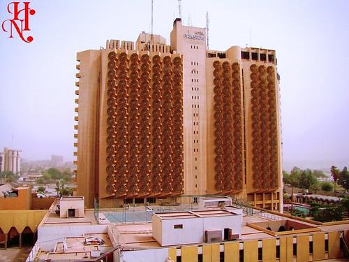 El Hotel Palestina