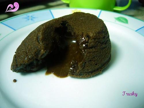 Coulant o Volcán de chocolate 3619411954_edc430e20d