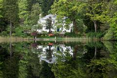 PICT3213 (imanh) Tags: lake reflection scotland meer loch ard iman schotland weerspiegeling spiegeling heijboer imanh