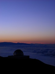 Sunset On Top Of The World (hiddentravel) Tags: vacation nature clouds outdoors hawaii sightseeing bigisland topoftheworld maunakea lpsky