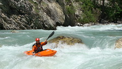 Durance Gorge Kayaking