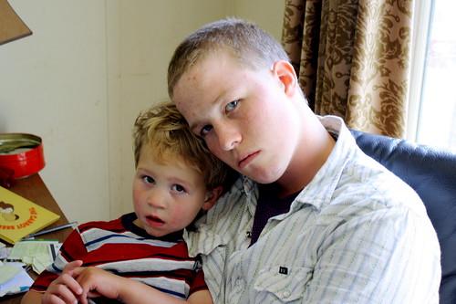 James & Elliot