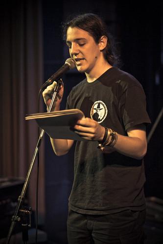 Poetryslam Erlangen 06/2009